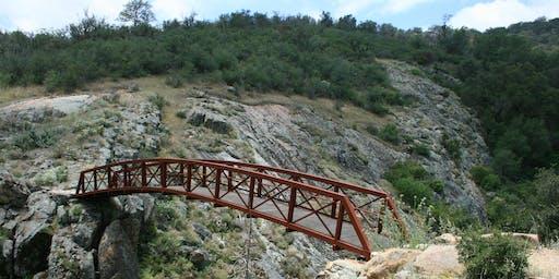 Guided Hike: Turkey Trot Across Eagle Peak Ranch