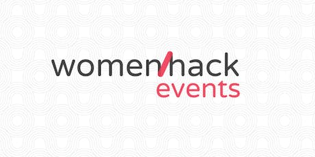 WomenHack - Silicon Valley Employer Ticket 4/9 tickets
