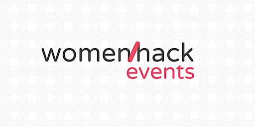WomenHack - Silicon Valley Employer Ticket 4/9