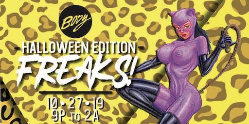 BODY Halloween Edition 10.27.19