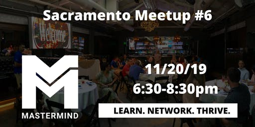 Sacramento Home Service Professional Networking Meetup  #6
