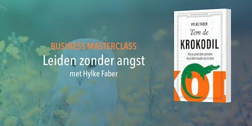 Business Masterclass met Hylke Faber: leiden zonder angst (Leeuwarden)