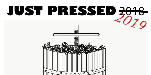Just Pressed Wine Fest 2019 | a winemakers preview tasting!