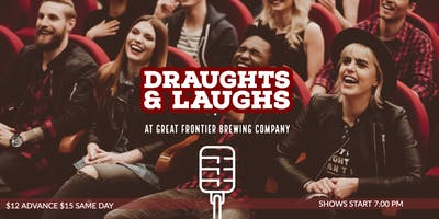 Draughts & Laughs at Great Frontier
