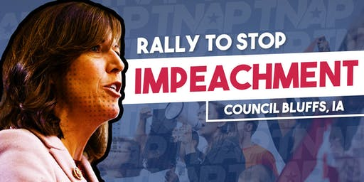 Rally To Stop Impeachment