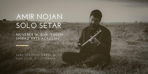 AMIR NOJAN - SOLO SETAR