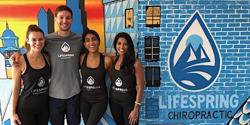 Lifespring Chiropractic: Slow Flow Yoga with Lauren