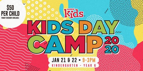 Central Kids Day Camp tickets