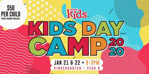 Central Kids Day Camp
