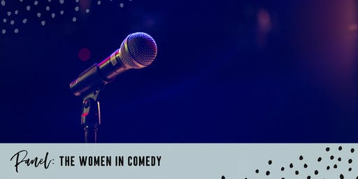 Rebelle Community - The Women In Comedy