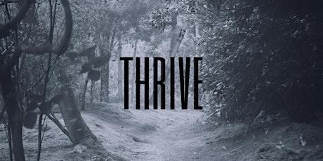 Thrive tickets