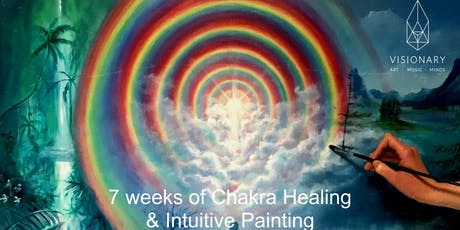 The Rainbow Bridge - A Journey to Your True Self (Chakra Healing & Intuitive Painting) tickets