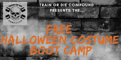 Halloween Costume Boot Camp