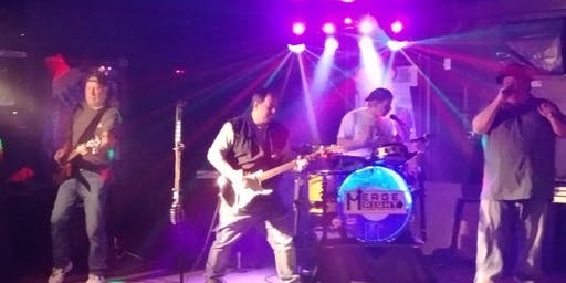 Merge Right bings you  high energy, heartfelt classic rock 'n' roll!