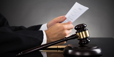 Persuading Trial Court Judges tickets