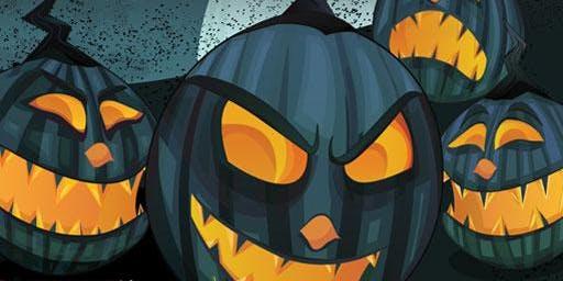 Federal Hill's Halloween Bar Crawl Bash Party