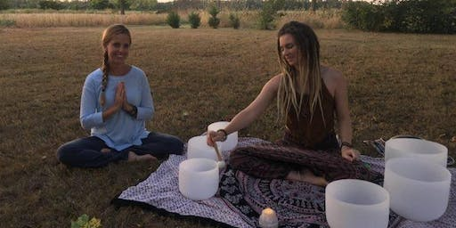 Yoga with Sound Healing