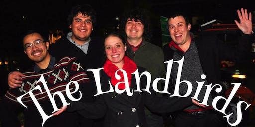 Halloween with the Landbirds