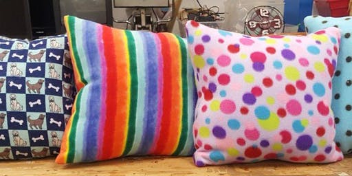 Kids Sewing Class (make your own pillow)