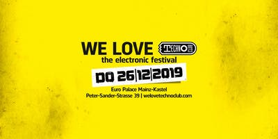 We love Technoclub - das Xmas Festival