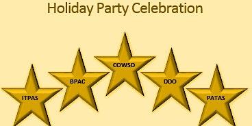 ALL STARS Holiday Party Celebration