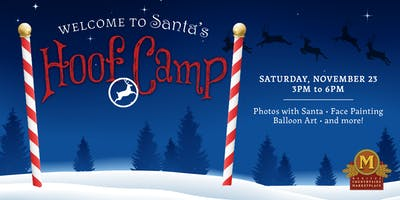 Santa's Hoof Camp
