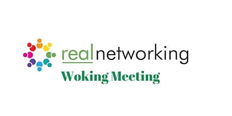 Woking Real Networking January 2020 tickets