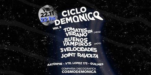 Ciclo Demónico Vol. X
