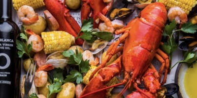 Seafood Kitchen Fine Dining Tour