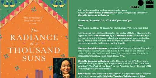 Book Reading & Conversation - The Radiance of a Thousand Suns