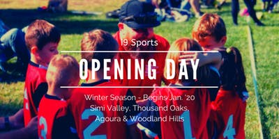 i9 Sports League - Kids Sports Opening Day - Simi Valley / Thousand Oaks