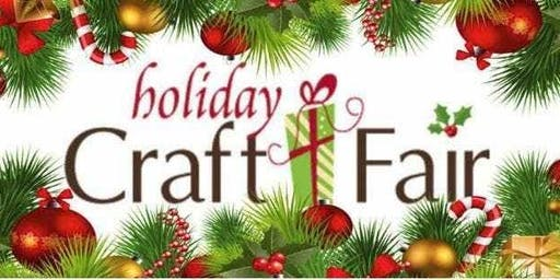 Ballston Spa Holiday Craft Fair Sponsored by the class of 2021