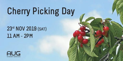 AUG Adelaide Cherry Picking Event