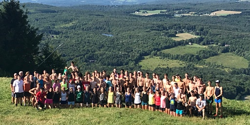 Running Ahrens Cross Country Camp