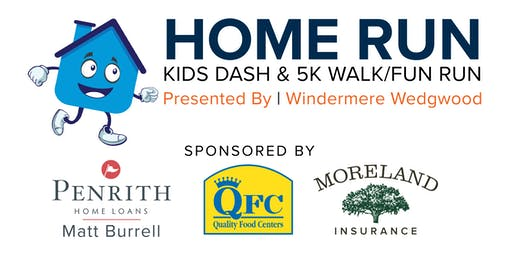 Windermere HOME RUN | 5K Walk/Fun Run & Kids Dash