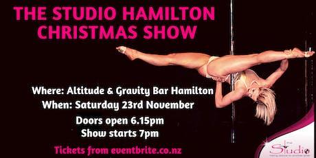 The Studio Hamilton Christmas Show tickets
