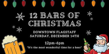 12 (PLUS) Bars of Christmas! tickets