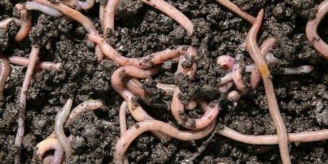 Worm Farming Made Easy! tickets