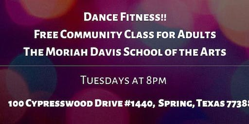 Dance Fitness - Free Community Event