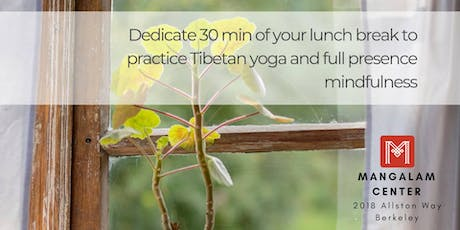 Time to Meditate: Lunch Break tickets