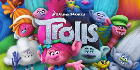 TROLLS (2016) [PG]: Singalong Matinee tickets