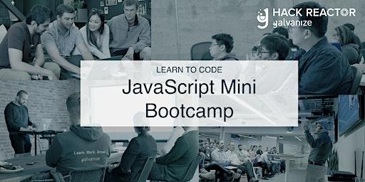 JavaScript Mini Bootcamp