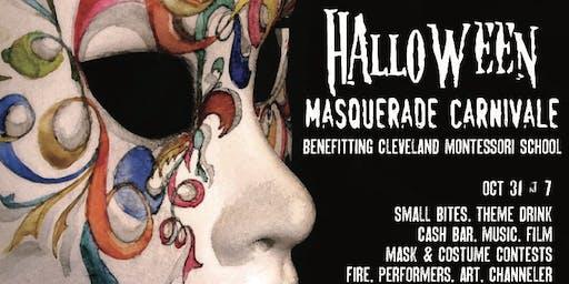 Halloween Masquerade Carnivale