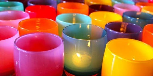 Glassybaby Pop Up Shop, Wine Tasting and Live Music!