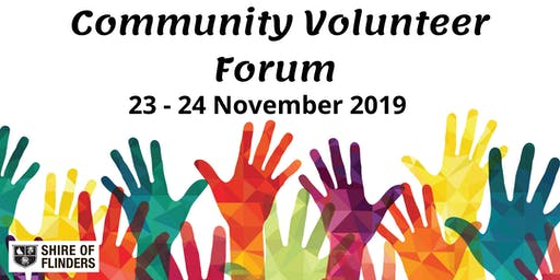 Community Volunteering Forum