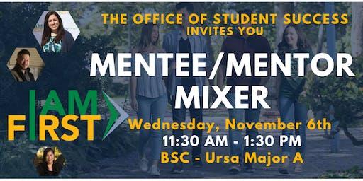 I AM FIRST - Mentee/Mentor Mixer