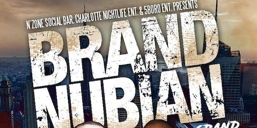 Brand Nubian Live in Fayetteville
