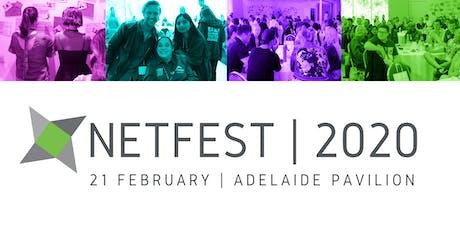 Netfest 2020 tickets