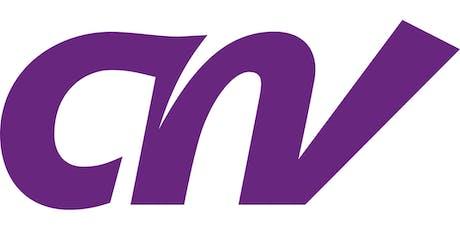 Themadag senioren CNV Vakmensen en CNV Connectief in Drenthe, Westerbork  tickets