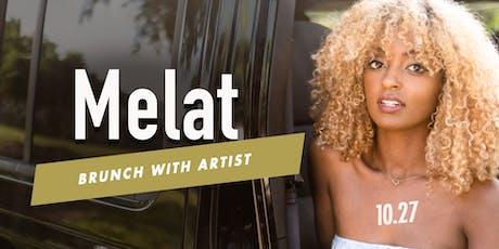 @Nebfoto's Brunch on Sundays Hosted by Artist Melat tickets